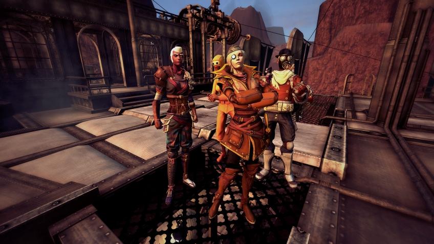 Guns of Icarus Alliance отдают бесплатно
