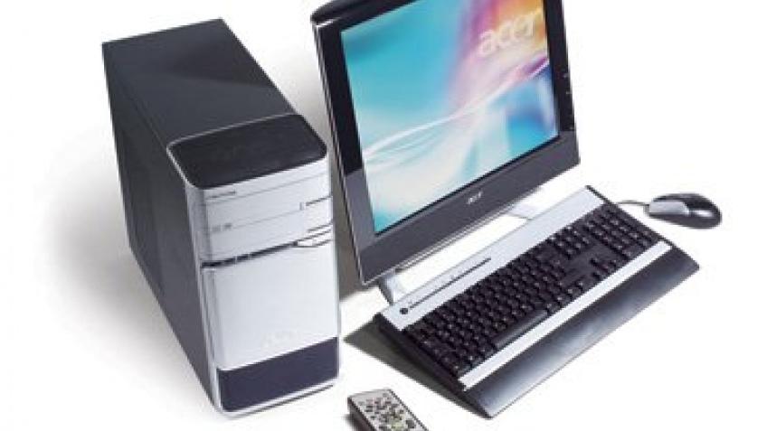 Новые домашние ПК Acer Aspire E300 и E500