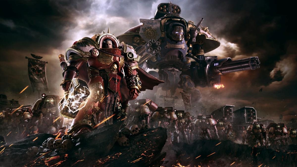 Создатели Warhammer 40,000: Dawn of War3 рассказали об озвучке героев