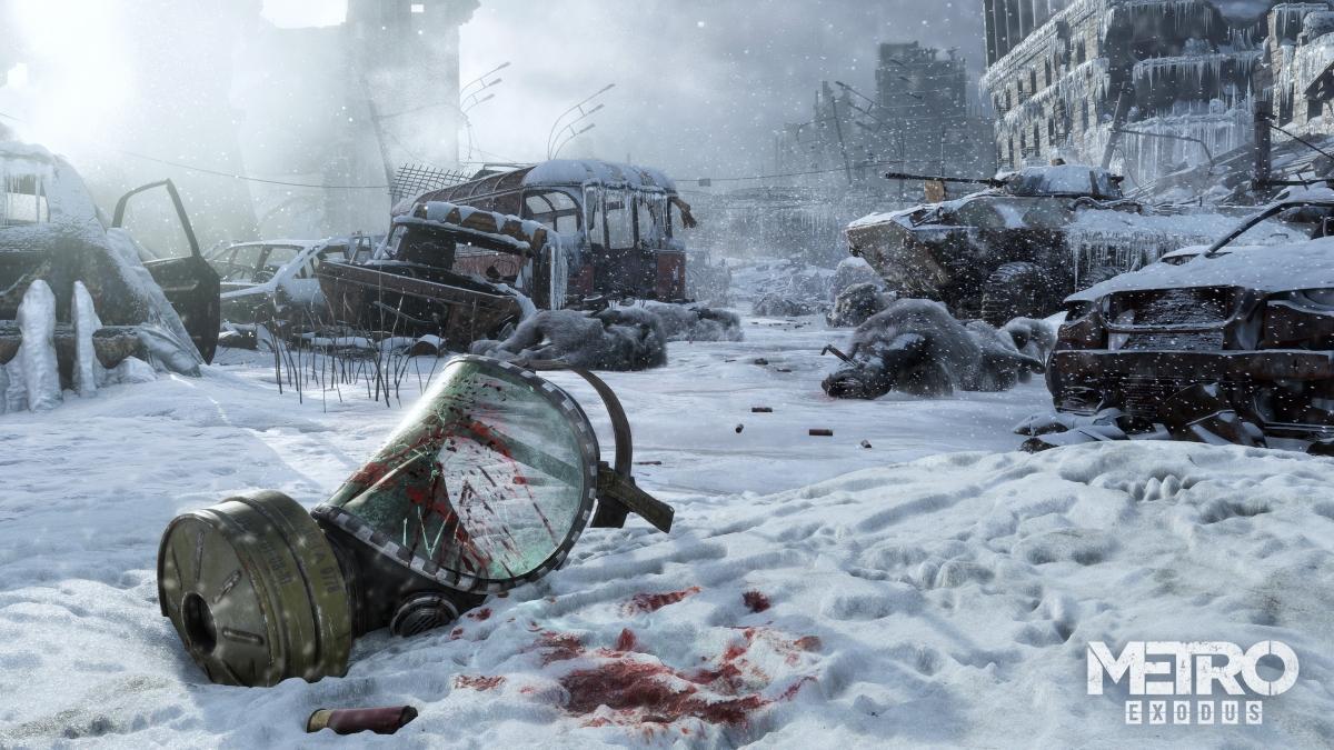 Microsoft анонсировала Metro: Exodus