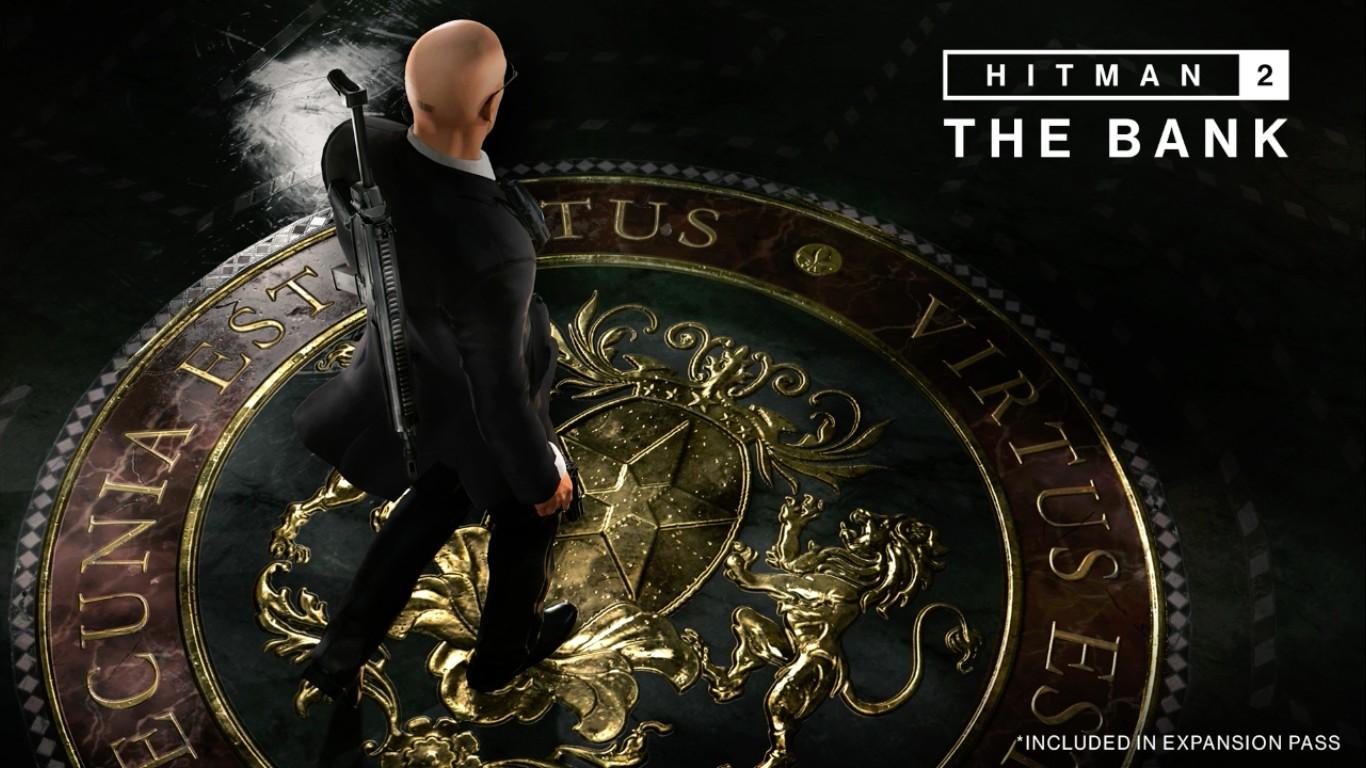 Hitman2 в июне ждёт встреча с убийственной жадностью