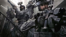 От войны до войны: мы открыли центр запуска Call of Duty: Modern Warfare