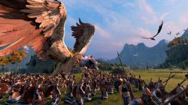 Мифические создания сражаются в трейлере дополнения Total War Saga: Troy