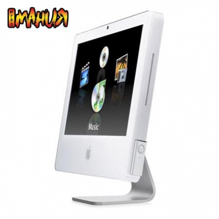 iMac с веб-камерой