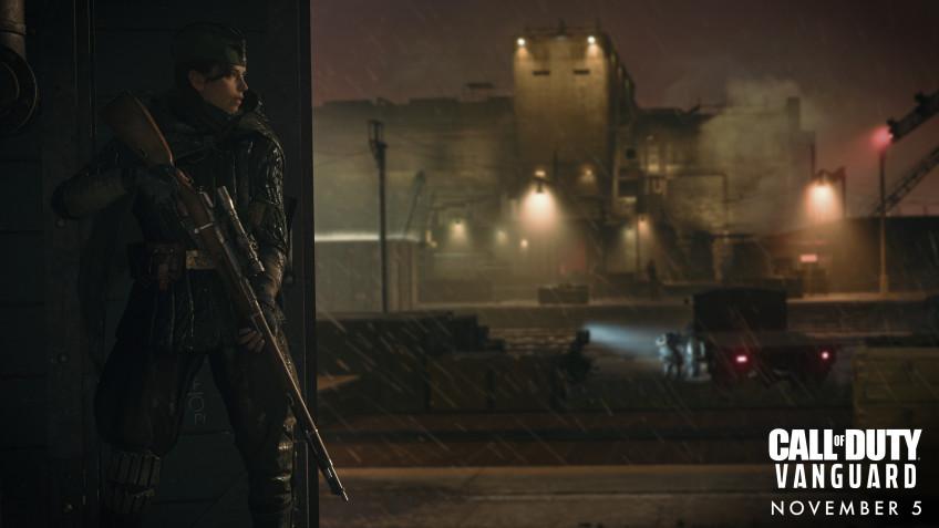 Анонс Call of Duty: Vanguard — Сталинград, русские и 20 карт на релизе6