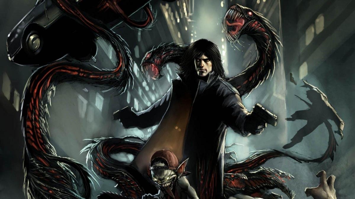 Оригинальная The Darkness теперь доступна на Xbox One