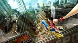 Трейлер One Piece: World Seeker пересняли в 4К