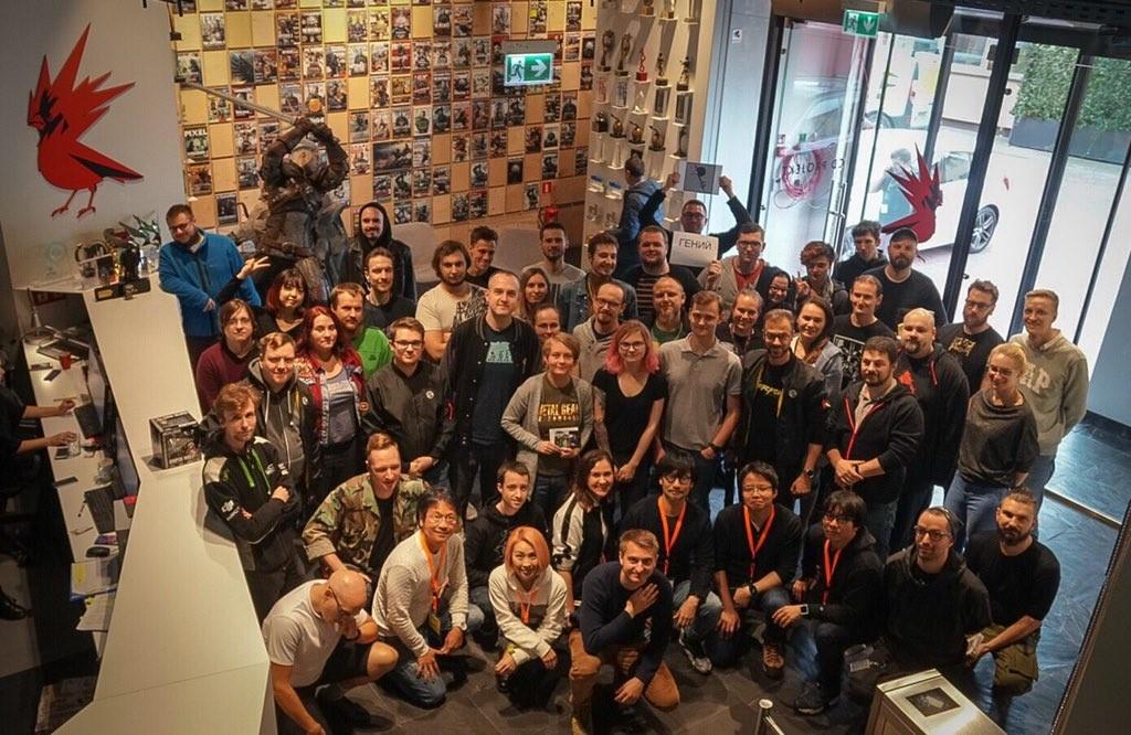 CD Projekt назвали компанией года на польской бирже