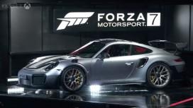 Microsoft представила Forza Motorsport 7