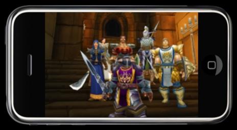 В World of Warcraft заработал удаленный аукцион
