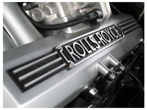 Rolls-Royce перейдет на электродвигатели