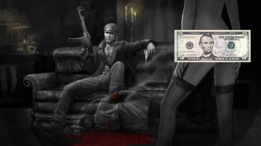Saboteur обнажится за деньги
