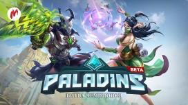 Игромания продолжает Битву чемпионов в Paladins