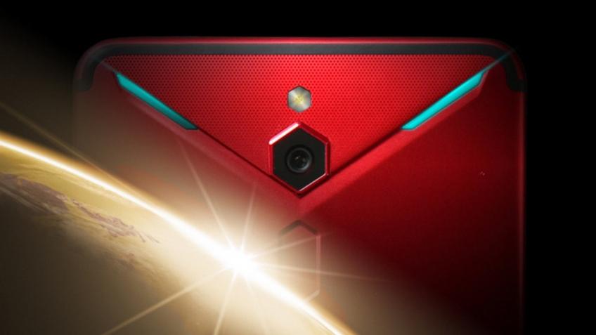 Утечка: игровой смартфон Nubia Red Magic3 получит быструю зарядку