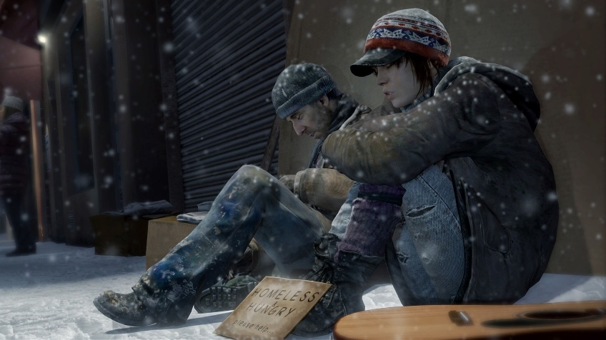 В Epic Games Store вышла демоверсия Beyond: Two Souls