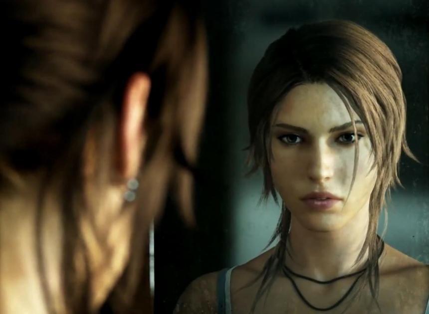 Продолжение Tomb Raider представят только завтра, но тизер уже в сети
