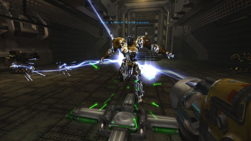 Запущен сайт Unreal Tournament 2003