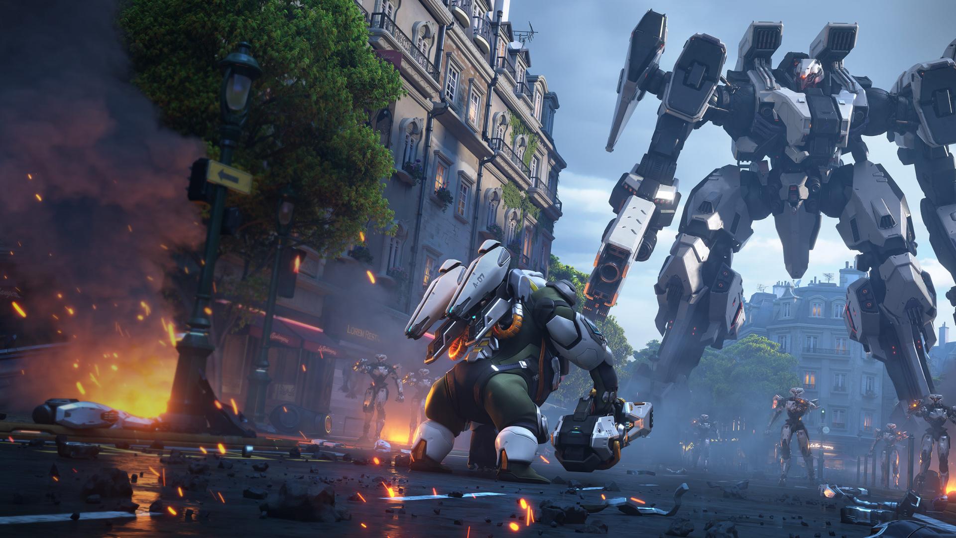 Overwatch 2: новые карты, прокачка героев, сюжетная кампания, PvP и многое другое