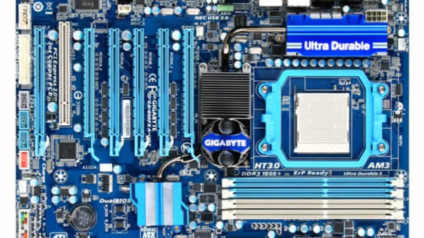 Gigabyte представила материнские платы на чипсетах серии AMD 800