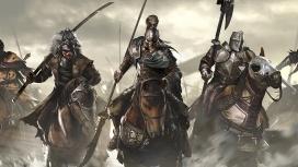 Кресло для воина-завоевателя: мы начинаем конкурс по Conqueror's Blade