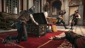 Новый патч для Assassin's Creed: Unity открывает уникальный контент из приложения-помощника