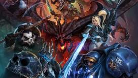 Blizzard рассекретила героев Heroes of the Storm