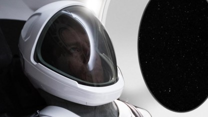 SpaceX показала собственный скафандр