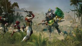 Бесплатное DLC добавит в Total War: Warhammer2 Великого белого ящера