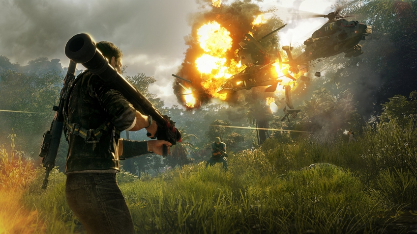 Just Cause4 возглавила подборку Xbox Game Pass в марте
