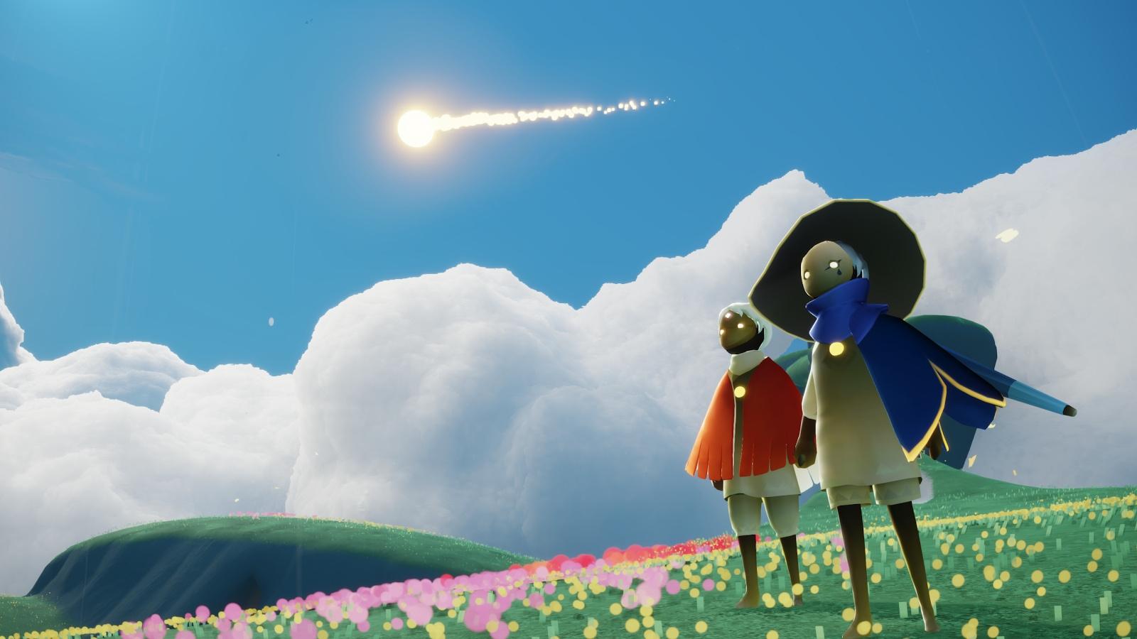 Sky: Children of the Light для Switch перенесли на 2021 год