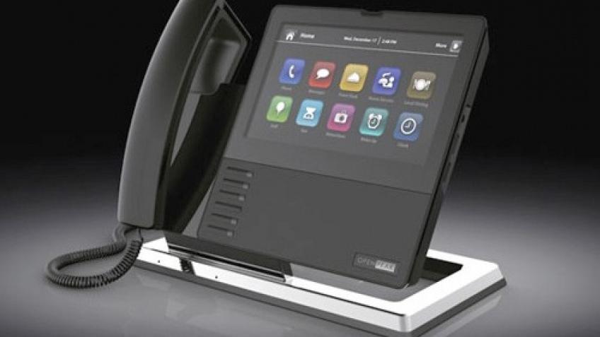 CES 2009: Стационарный телефон на основе Atom