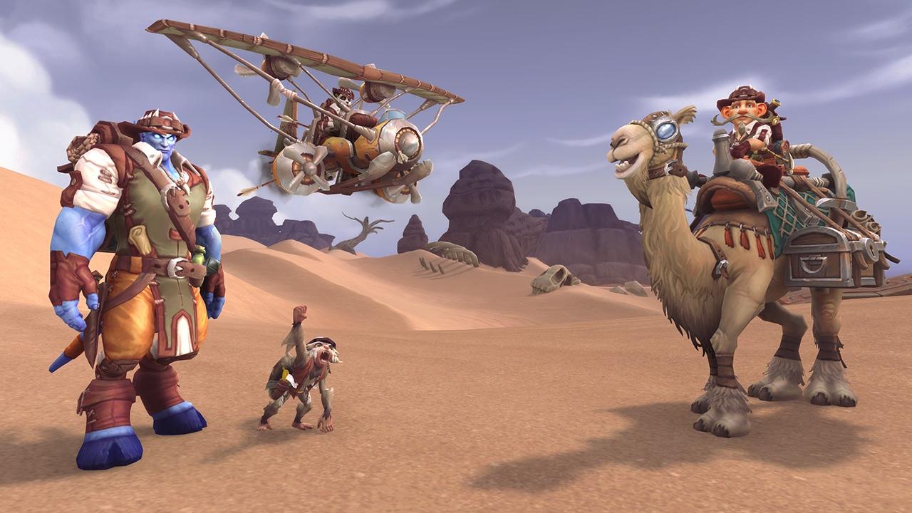 Blizzard представила обновлённую программу «Пригласи друга!» для World of Warcraft