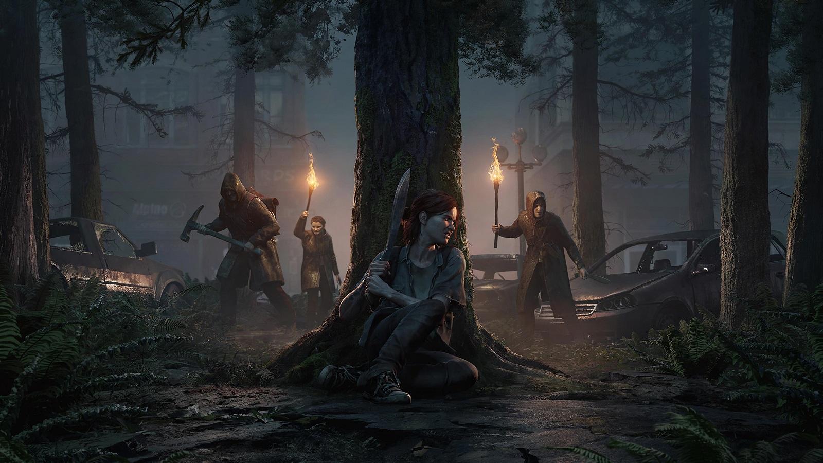 У третьей части The Last of Us уже есть набросок сценария