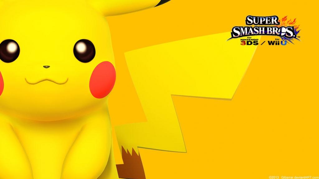 Джойстик 3DS слишком слаб для Super Smash Bros.
