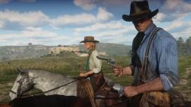 На PS4 началась предварительная загрузка Red Dead Redemption2