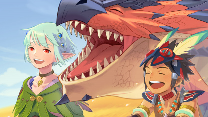 Общий тираж Monster Hunter Stories 2: Wings of Ruin уже превышает1 миллион копий