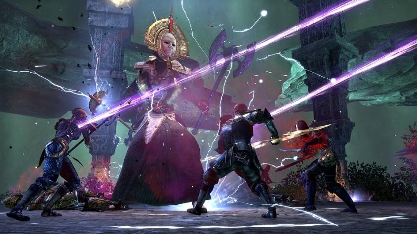Дополнение Thieves Guild для The Elder Scrolls Online выйдет в марте