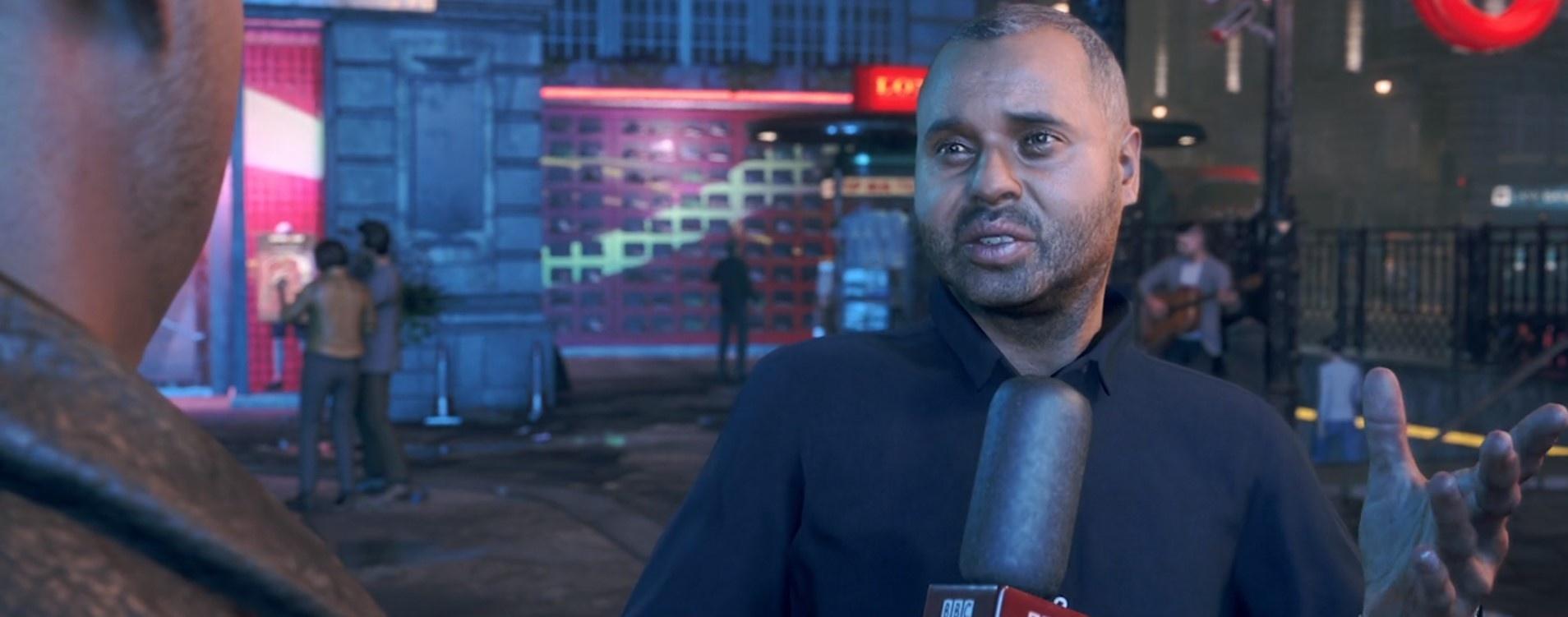 BBC взяла интервью у создателей Watch Dogs Legion в виртуальном Лондоне из игры