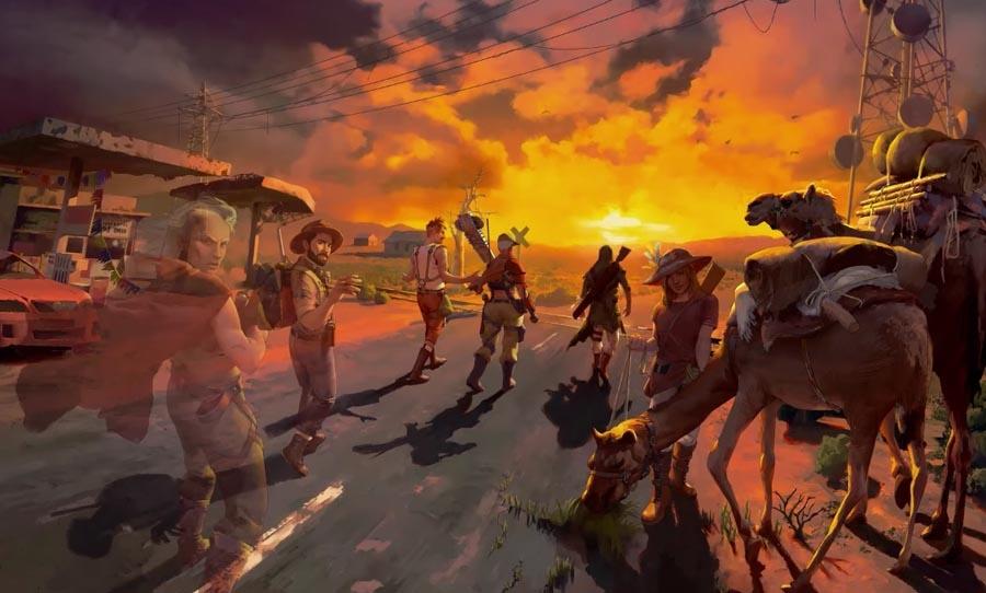 Создатель Fallout2 и Planescape: Torment работает над ролевой игрой Broken Roads