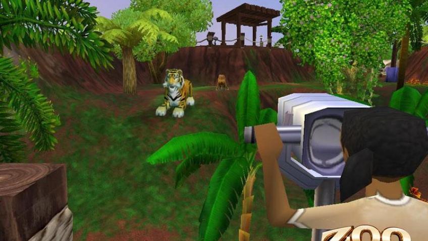 Зоопарки реальные и виртуальные
