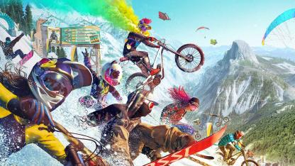 Riders Republic доступна бесплатно на PC в течение суток