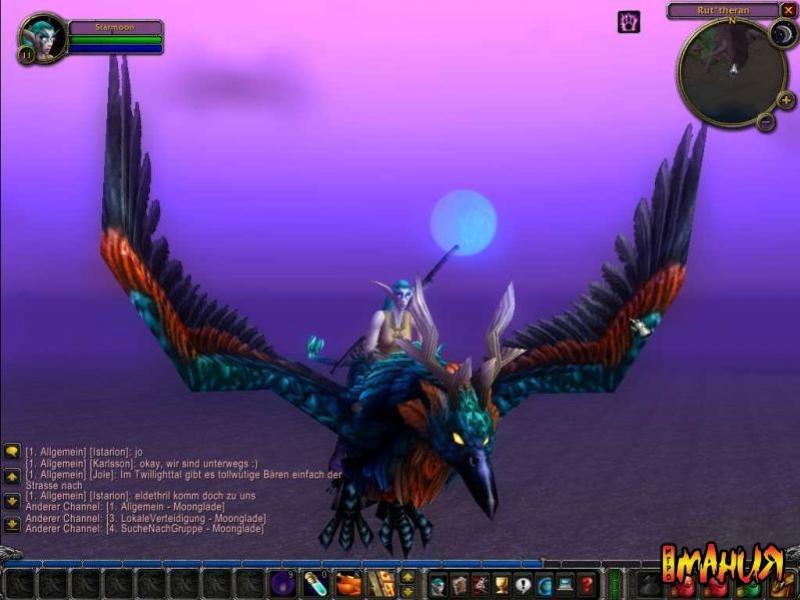 Золотоносный World of Warcraft