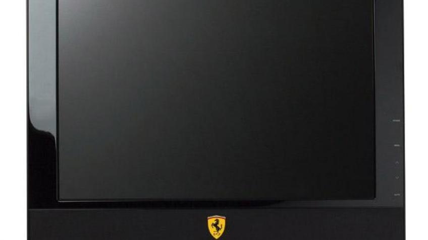 Мониторы серии Ferrari