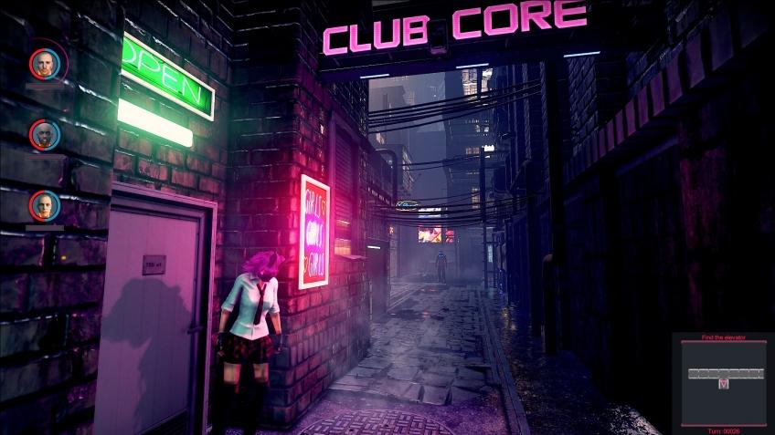 В ранний доступ в Steam выходит киберпанковская RPG Conglomerate 451