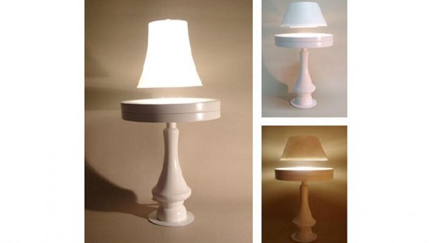 Парящая лампа от Crealev