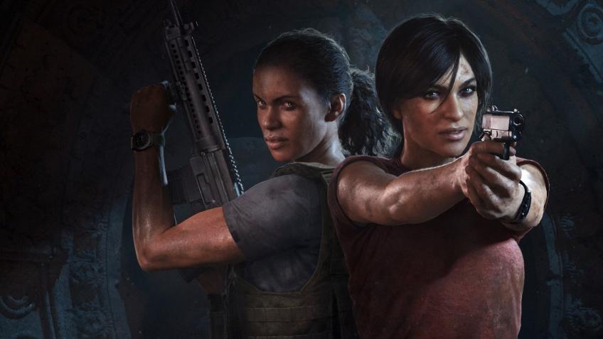 Naughty Dog рассказала кое-что новое об Uncharted: The Lost Legacy