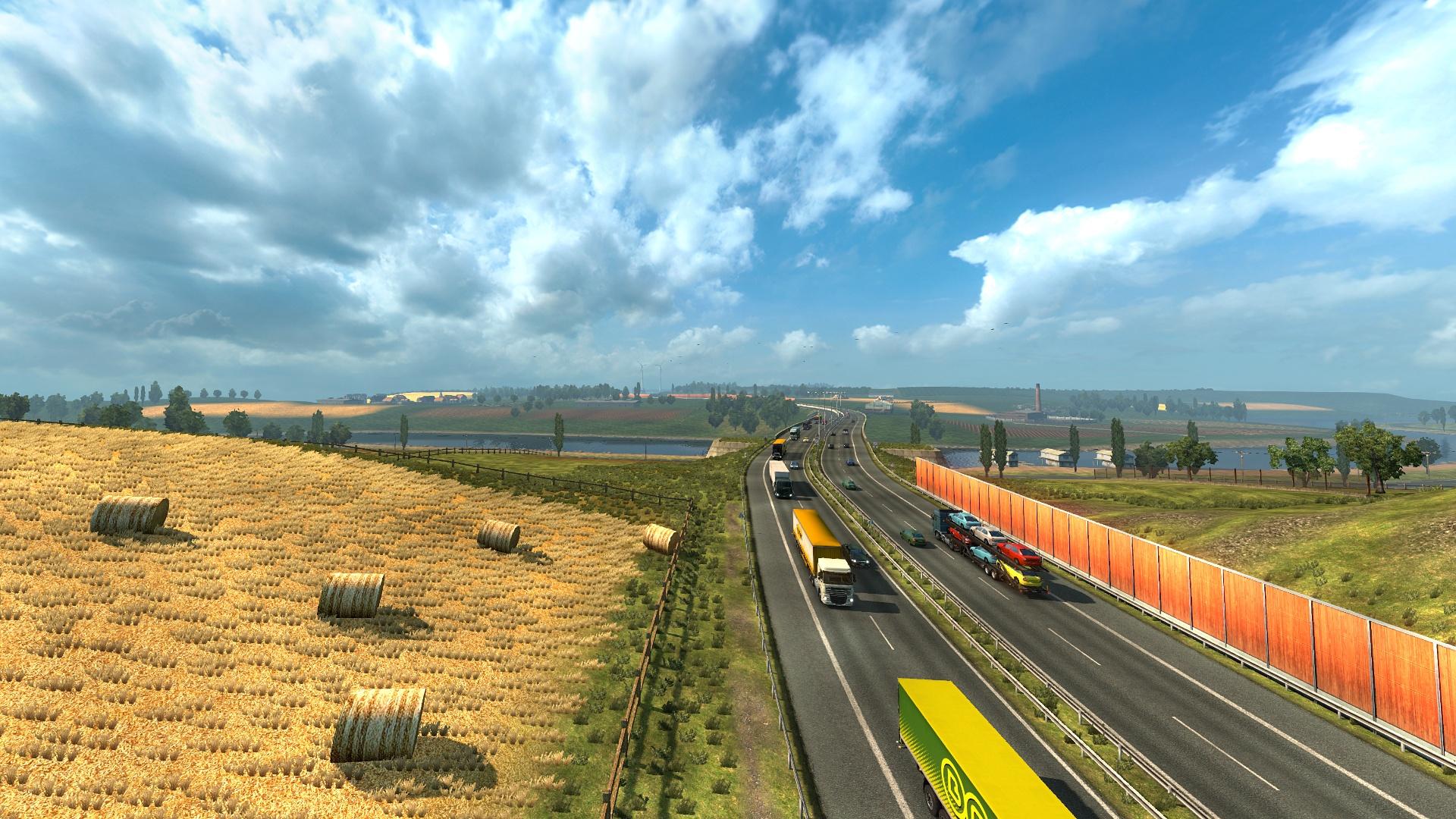 SCS Software празднует день рождения Euro Truck Simulator2