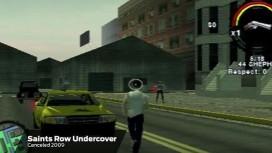 Студия Volition рассказала об отмененной игре из серии Saints Row
