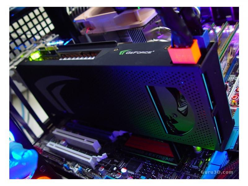 Первые превью GeForce GTX 295