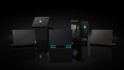 Представлен первый игровой лэптоп Lenovo Legion на APU AMD Ryzen 4000